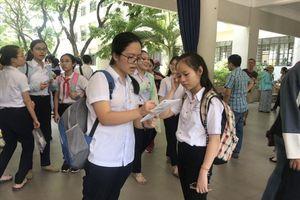 TP.HCM công bố đáp án các môn thi tuyển sinh vào lớp 10