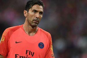 Từ chối hợp đồng mới, Buffon chia tay PSG