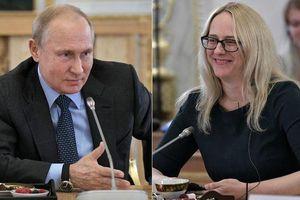 Tổng thống Putin 'thách đấu' nữ nhà báo Mỹ trên sàn judo