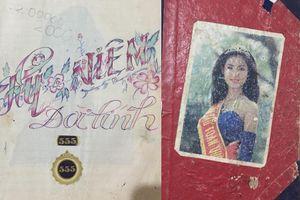 Cuốn sổ nhật ký thời đi lính và kỷ niệm về người cha đã khuất