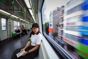 Nhân sự người Việt diễn tập vận hành toàn tuyến đường sắt Cát Linh