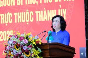 Hà Nội: 86 học viên tốt nghiệp lớp bồi dưỡng cán bộ nguồn quy hoạch