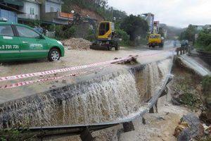 Công khai đường dây nóng giao thông đường bộ mùa mưa bão