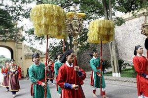 Tái hiện nghi lễ thời Lê Trung Hưng