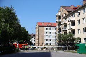 Nổ lớn ở Thụy Điển khiến 25 người bị thương