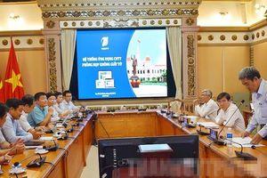 TPHCM xem xét ứng dụng phòng họp không giấy
