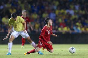 Ông Park: 'Đến King's Cup, tôi mới biết có một đội bóng là Curacao...'