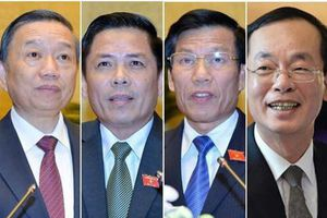Chất vấn Quốc hội: Những phát ngôn ấn tượng của các tư lệnh ngành
