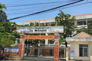 Đồng Nai: Thầy giáo thừa nhận nhờ học sinh lớp 6 chấm điểm thi học kỳ hộ