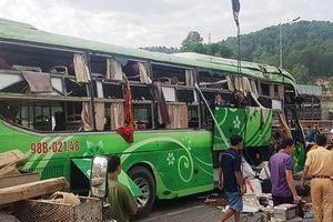 Tạm giam tài xế xe khách lao xuống sông khiến 2 người tử vong tại Thanh Hóa