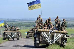 Ukraine muốn thực thi lệnh ngừng bắn ở Donbass trước ngày 19/6