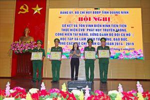 BĐBP Quảng Ninh thi đua toàn diện xứng danh Bộ đội cụ Hồ