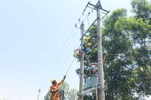 Cấp điện cho trạm biến áp Liệt Sơn