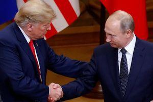 Trò chuyện với Tổng thống Trump, Tổng thống Putin 'lạc quan' hơn về hòa bình