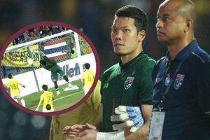 Thủ thành Thái Lan lên tiếng về pha bóng dâng chiến thắng cho Việt Nam