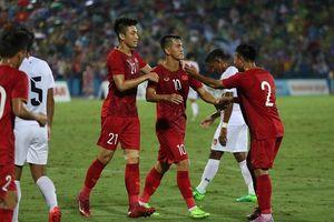 Việt Hưng, Tiến Linh giúp U23 Việt Nam thắng trận thủy chiến với Myanmar