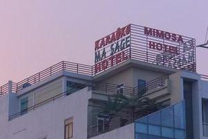 20 cô gái đang phê ma túy cùng 25 nam thanh niên trong Karaoke Mimosa