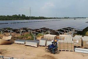 Hơn 30 nhà máy điện mặt trời vận hành trong tháng 6