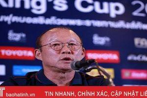 HLV Park Hang-seo: Vòng loại World Cup mới là mục tiêu của Việt Nam