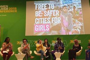 Đoàn Việt Nam đóng góp tích cực tại Hội nghị Women Deliver 2019