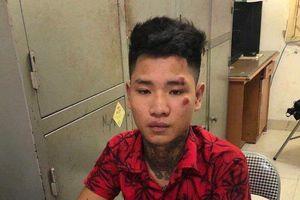 Kẻ ngổ ngáo tông gục trung úy cảnh sát bị khởi tố, bắt tạm giam