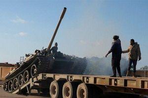 Chiến sự Libya: Lực lượng LNA tấn công sân bay Tripoli lần hai, nhắm máy bay Thổ Nhĩ Kỳ