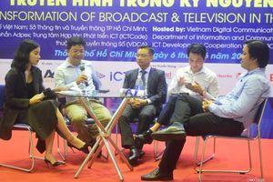 Phát thanh, truyền hình thời 4.0: Thay đổi hay là chết?