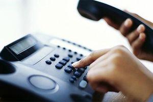Nghe một cuộc điện thoại, mất 1,4 tỷ đồng