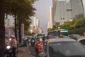 Hà Nội: Khách đi buýt nhanh BRT ngày càng giảm