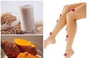 Bật mí 3 cách tẩy lông chân an toàn hiệu quả tại nhà