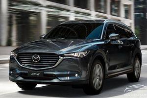Mazda CX-8 sắp ra mắt có điểm gì khác so với Mazda CX-5?