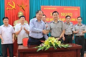 Lạng Sơn: Sở TN&MT phối hợp xác minh, kê biên, xử lý tài sản liên quan đến quyền sử dụng đất