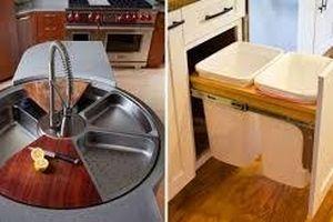 20 thiết kế căn bếp sáng tạo, thông minh khiến bạn chỉ muốn nấu ăn cả ngày