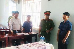 Trưởng trạm bảo vệ rừng bị bắt vì để phá rừng tràn lan