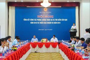 Nghiêm túc thực hiện các quy định của pháp luật về phòng chống thiên tai và tìm kiếm cứu nạn