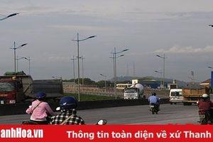 Thực hiện hiệu quả các giải pháp bảo đảm trật tự an toàn giao thông các tuyến quốc lộ trọng điểm
