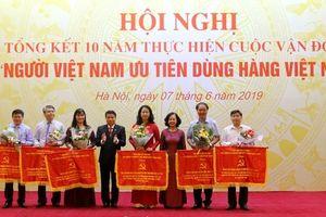 Thực hiện tốt Cuộc vận động 'Người Việt Nam ưu tiên dùng hàng Việt Nam'