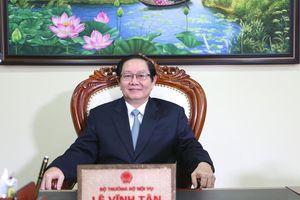Bộ trưởng Lê Vĩnh Tân nói về một số nhiệm vụ trọng tâm trong thời gian vừa qua