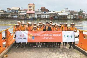 Tập đoàn Hanwha giúp Việt Nam chống ô nhiễm sông ngòi