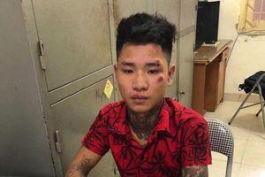 Khởi tố, bắt tạm giam 2 tháng kẻ ngổ ngáo đâm gục trung úy cảnh sát