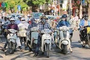 Ngày mai, Hà Nội nắng nóng như chảo lửa, chỉ số UV gây hại ở mức cao