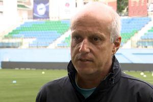 Clip: HLV của U23 Thái Lan muốn tái đấu thầy trò HLV Park Hang Seo