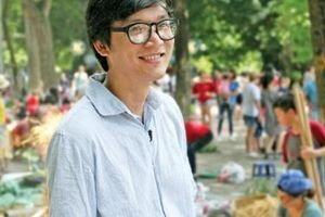 Nguyễn Tiêu Quốc Đạt, đồng sáng lập Think Playgrounds!: 'Cuộc chiến' giành lại ký ức cho thế hệ mai sau