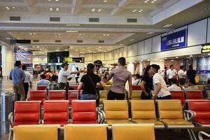 Hành khách đánh chảy máu đầu nhân viên an ninh sân bay ở Thanh Hóa bị cấm bay 1 năm