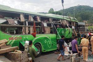Xe khách lao xuống sông ở Thanh Hóa, 2 người thiệt mạng: Tạm giam tài xế