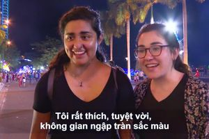 Xem khán giả phấn khích hưởng ứng Carnival đường phố DIFF 2019, muốn đi Đà Nẵng ngay tắp lự