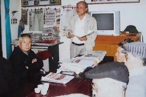 Bác Lương Văn Tăng và những cuốn sách cho cuộc đời đẹp mãi