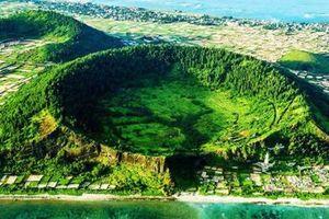 Hội thảo khoa học quốc tế về giá trị di sản công viên địa chất Lý Sơn - Sa Huỳnh