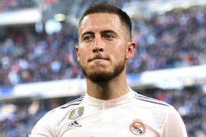 Eden Hazard: 'Tôi phải theo đuổi giấc mơ chơi cho Real Madrid'