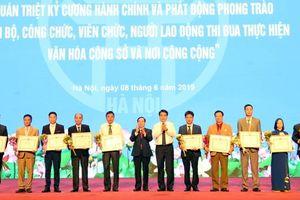 Hà Nội: Lấy người dân và doanh nghiệp làm trọng tâm để phục vụ